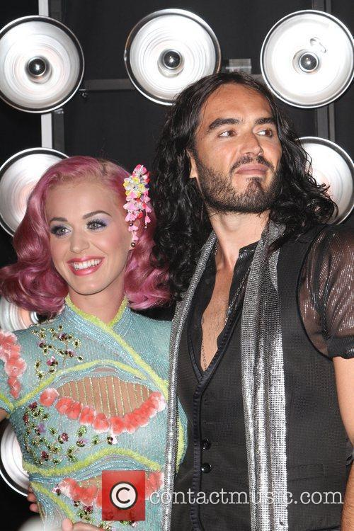 Katy Perry and Russell Brand 11