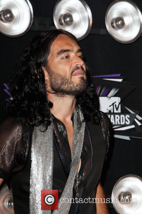 Russell Brand 2011 MTV Video Music Awards held...