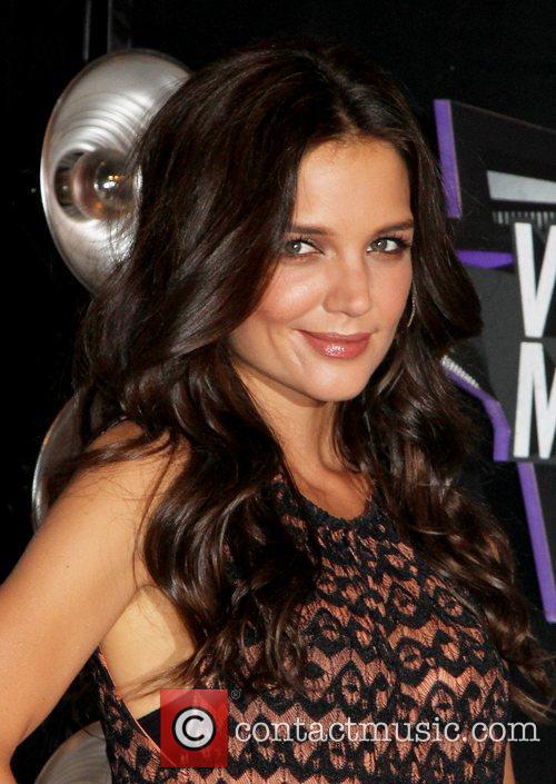 Katie Holmes 2011 MTV Video Music Awards held...