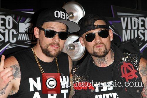 Joel and Benji Madden 2011 MTV Video Music...