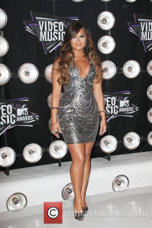 Demi Lovato 2011 MTV Video Music Awards held...