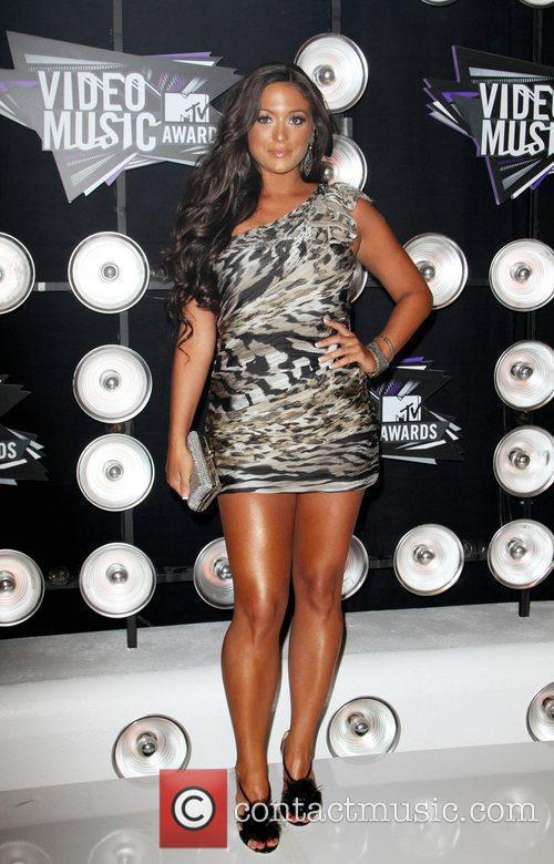 Sammi 'Sweetheart' Giancola 2011 MTV Video Music Awards...