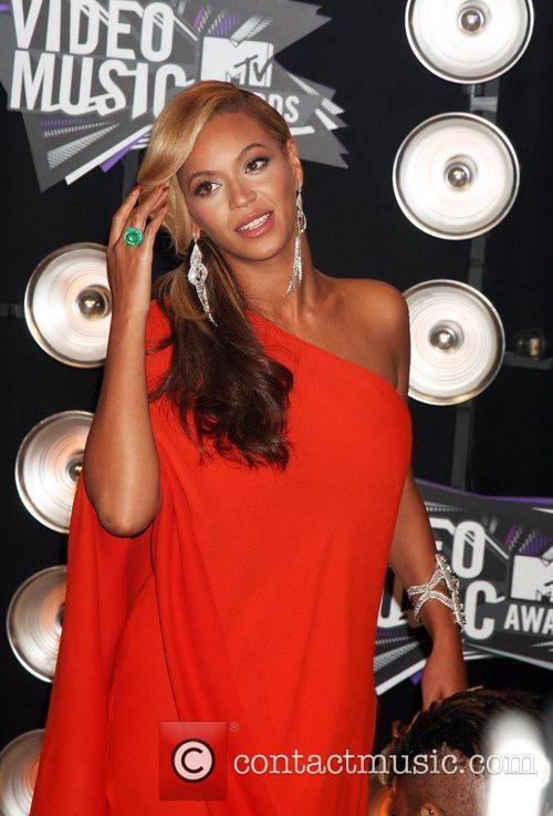 Beyonce Knowles  2011 MTV Video Music Awards...