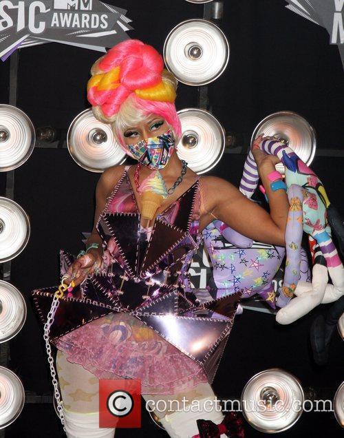 Nicki Minaj  2011 MTV Video Music Awards...