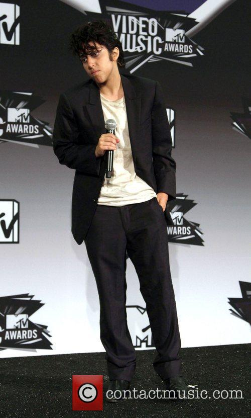 2011 MTV Video Music Awards held at LA...