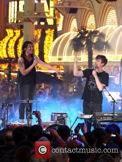 The inaugural MTV O Music Awards at The...