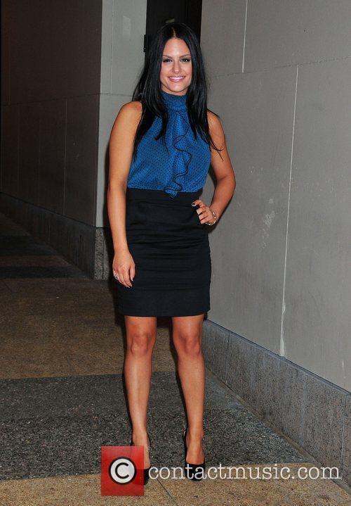 Pia Tascano at the MTV Seven Show...