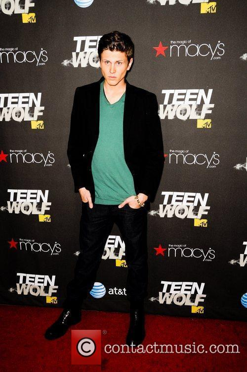 David Lewis  MTV's 'Teen Wolf' Premiere at...