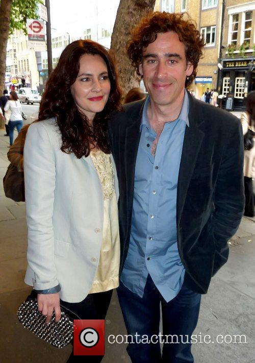 Louise Delamere and Stephen Mangan 'Much Ado About...