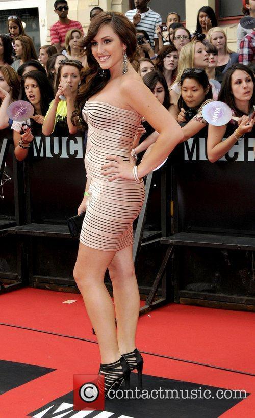 Alyssa Reid 22nd Annual MuchMusic Video Awards -...