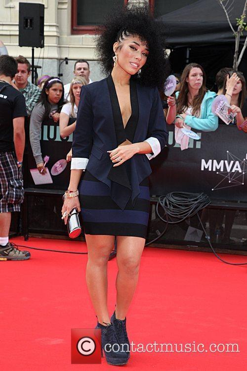 Kreesha Turner 22nd Annual MuchMusic Video Awards -...