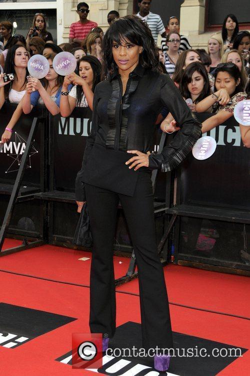 Laurieann Gibson 22nd Annual MuchMusic Video Awards -...