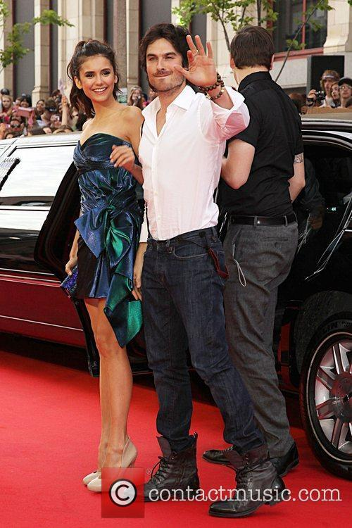 Ian Somerhalder, Nina Dobrev, MuchMusic Video Awards