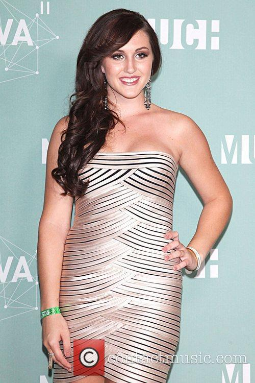 Alyssa Reid  22nd Annual MuchMusic Video Awards...