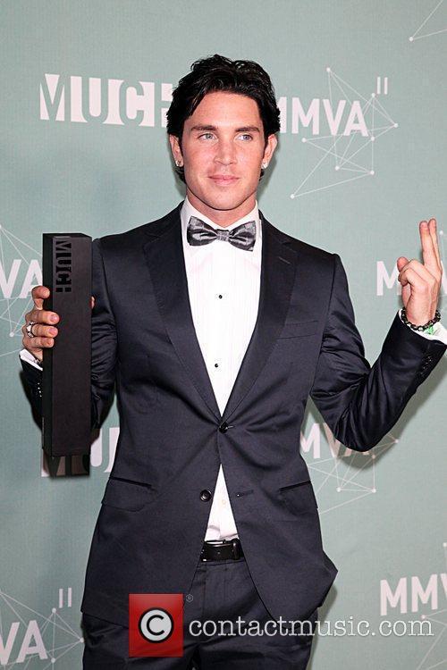 Blake McGrath  22nd Annual MuchMusic Video Awards...