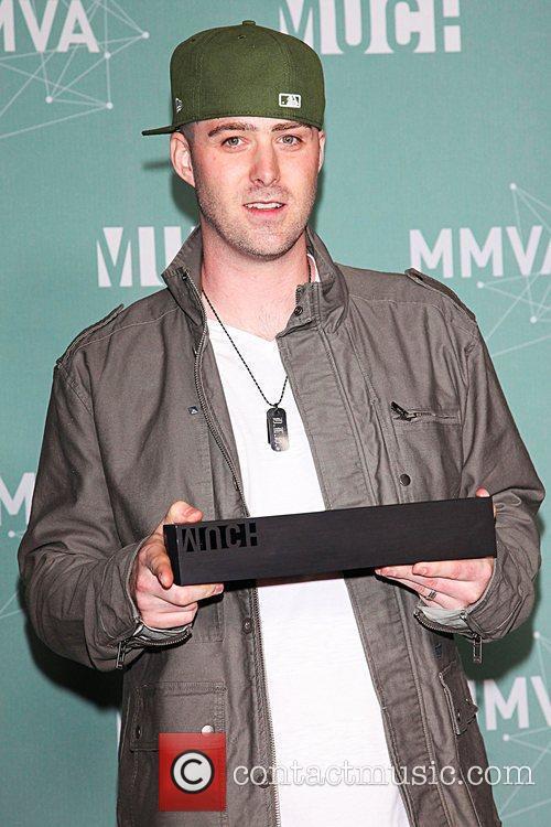 Classifed aka Luke Boyd 22nd Annual MuchMusic Video...