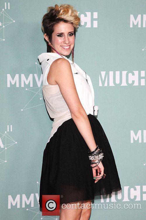 Dev 22nd Annual MuchMusic Video Awards - Press...