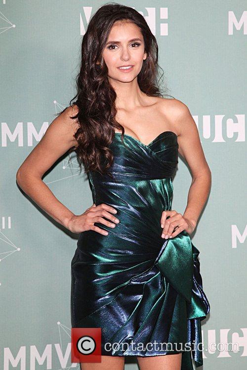 Nina Dobrev 22nd Annual MuchMusic Video Awards -...