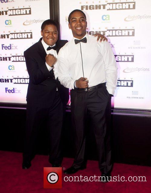 Muhammad Ali Celebrity Fight Night XVII at the...