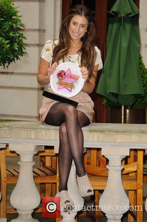 Foxy Bingo Celebrity Mum Of The Year held...