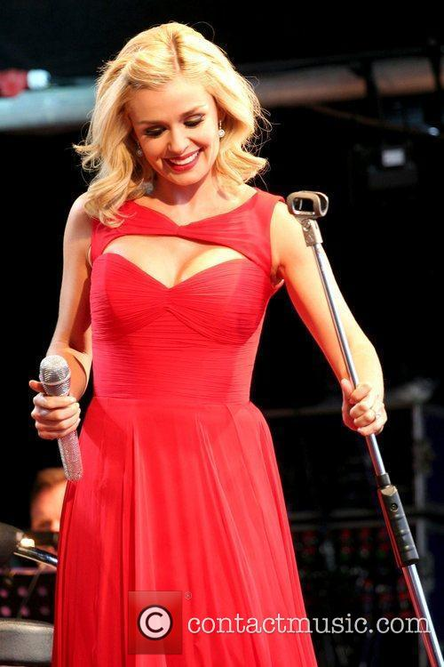 Katherine Jenkins 'Music On The Hill' charity concert,...