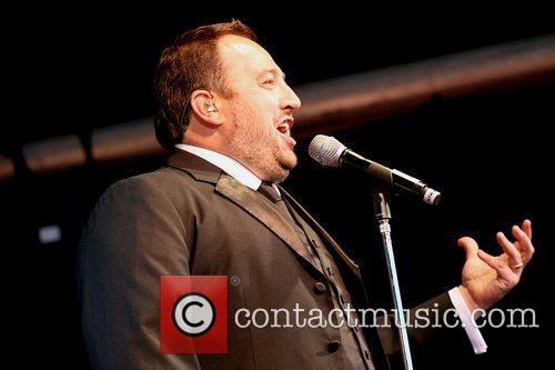 Wynne Evans 'Music On The Hill' charity concert,...