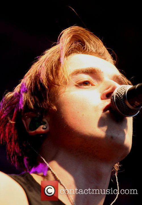 Tom Fletcher and Mcfly 1