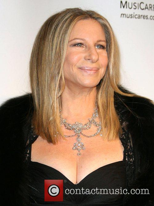 Barbara Streisand 2011 MusiCares Person of the Year...