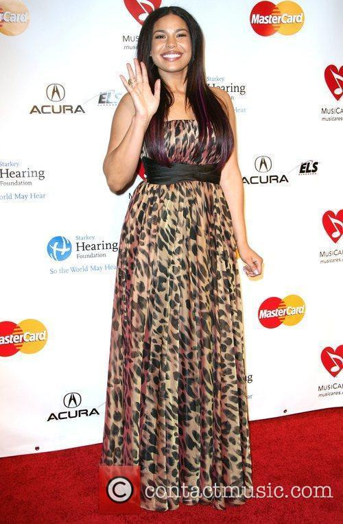 Jordin Sparks 2011 MusiCares Person of the Year...