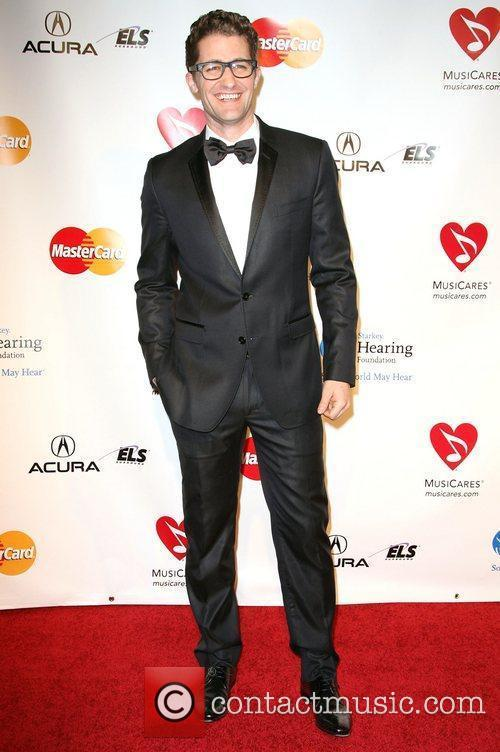 Matthew Morrison 2011 MusiCares Person of the Year...