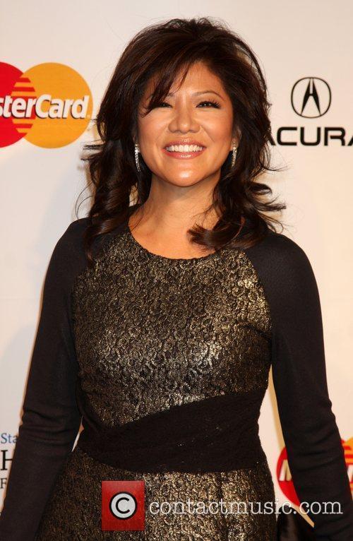 Julie Chen and Barbra Streisand 1