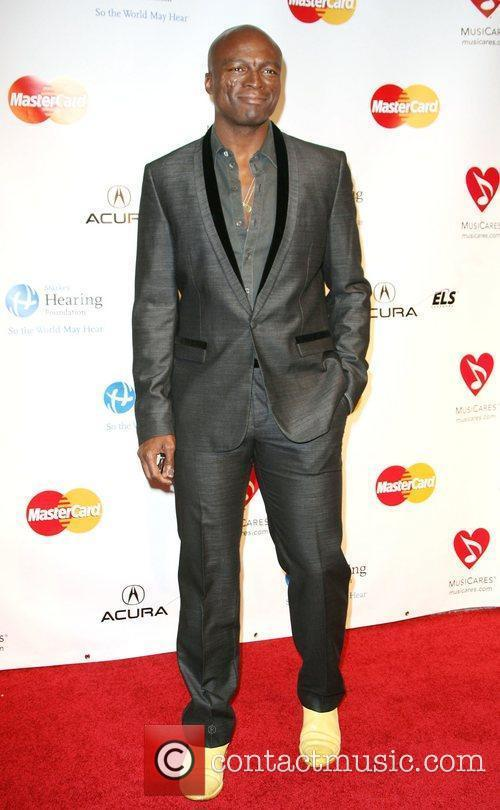 Seal 2011 MusiCares Person of the Year Tribute...
