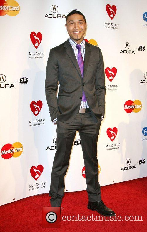 Jamar Rogers 2011 MusiCares Person of the Year...