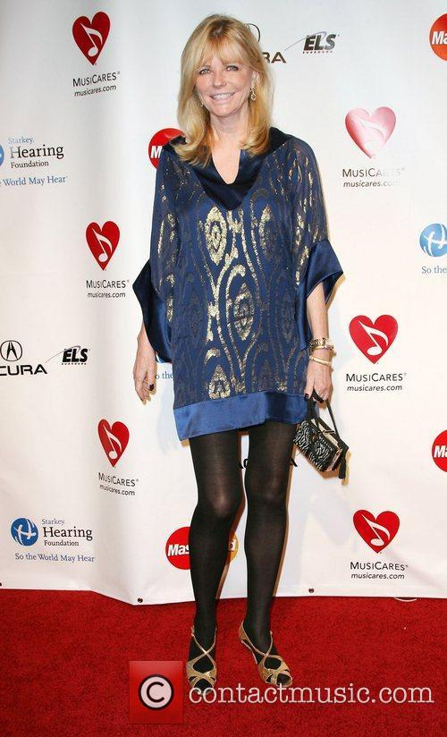 Cheryl Tiegs  2011 MusiCares Person of the...