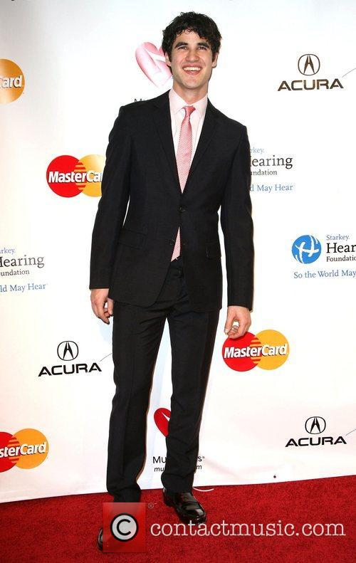 Darren Criss 2011 MusiCares Person of the Year...