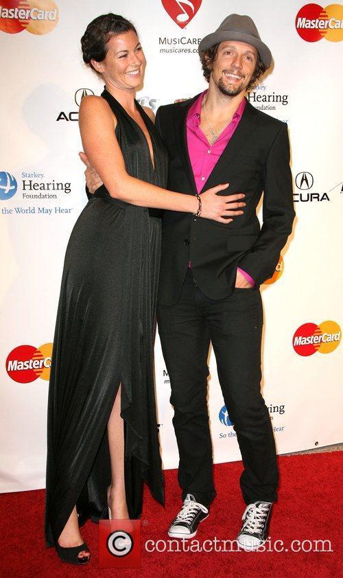 Jason Mraz and Barbra Streisand 6