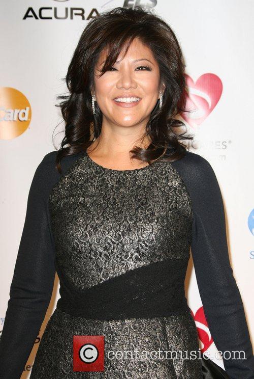 Julie Chen and Barbra Streisand 3