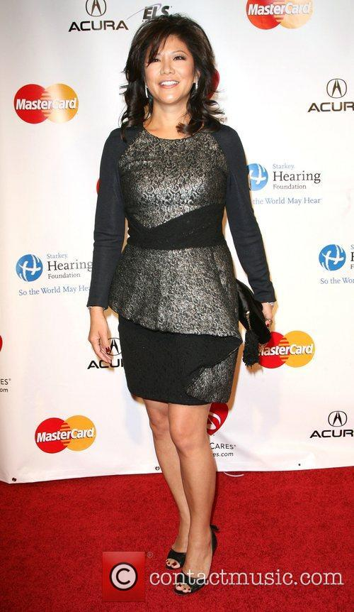 Julie Chen 2011 MusiCares Person of the Year...