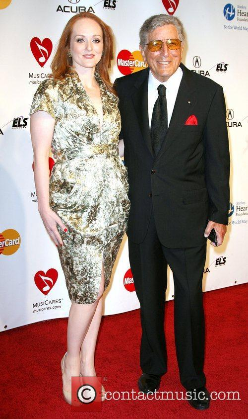 Tony Bennett and Guest 2011 MusiCares Person of...