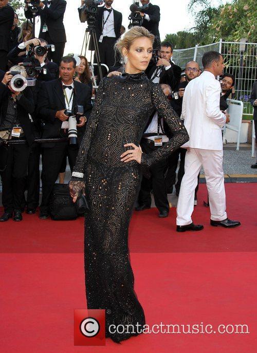 Anja Rubik   2011 Cannes International Film...
