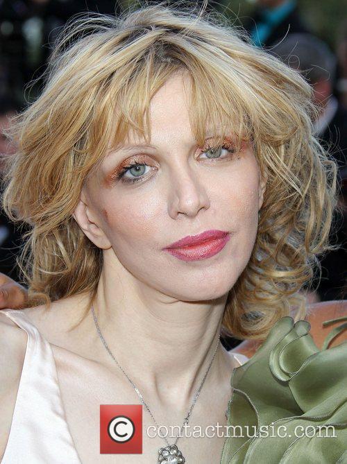 Courtney Love  2011 Cannes International Film Festival...