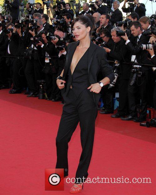 Delphine Chaneac   2011 Cannes International Film...
