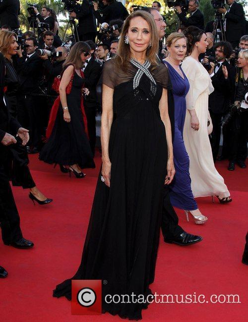 Marisa Berenson   2011 Cannes International Film...