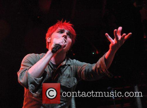 My Chemical Romance play the iTunes festival at...