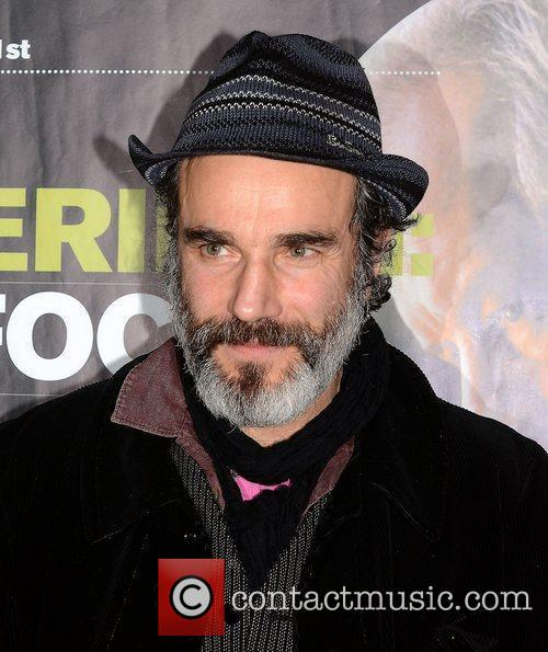 Daniel Day-Lewis at a screening: 'My Left Foot'...