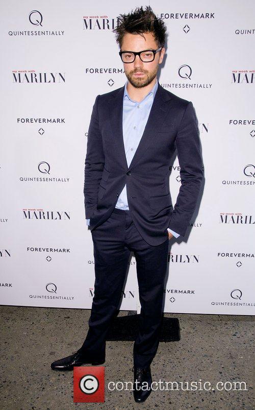 Dominic Cooper  New York Premiere of My...
