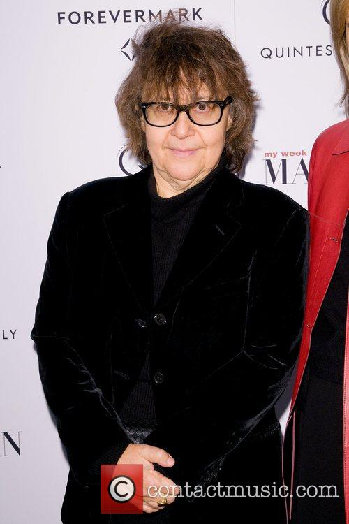 Ingrid Sischy  New York Premiere of My...