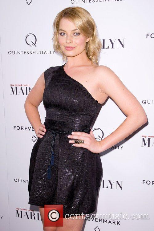 Margot Robbie  New York Premiere of My...