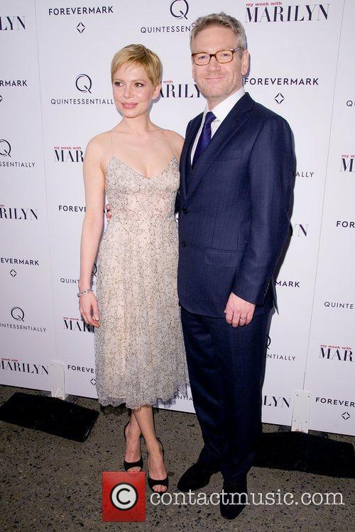Michelle Williams and Kenneth Branagh 10
