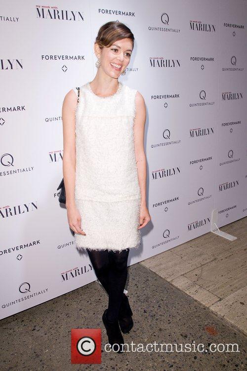 Nora Zehetner  New York Premiere of My...